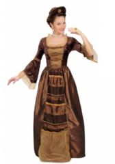 Medieval Baroque Baroness Costume